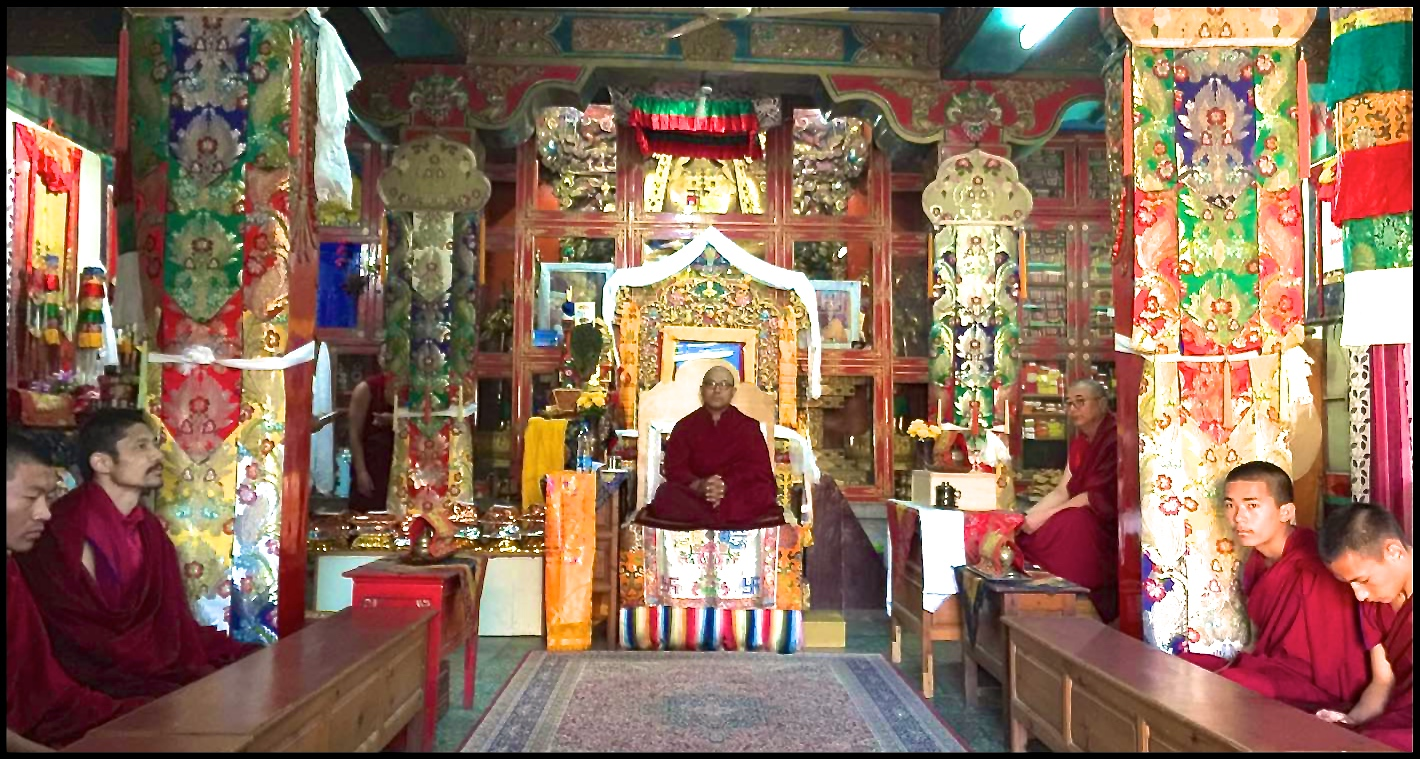 the 14th Dungyud Tulku Rinpoche